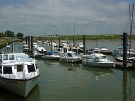 le port du Crotoy