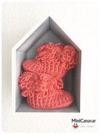Baby-Finkli Coral / Koralle