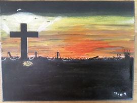 Kleines Kreuz für Stephanie
