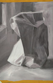 Oil on Paper