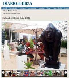 Holland Art Expo 2013 Ibiza