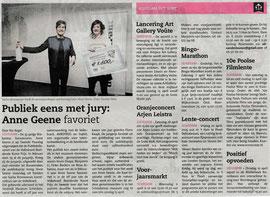 Nieuwe Stadblad 4 april 2018