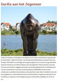 August 2015 Art Expo Knokke, Belgium