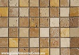 mosaico de travertino, mosaico travertino precio, malla de travertino, tapete de travertino. marmol blanco mosaico, marmol blanco tapete, marmol blanco malla, mosaico travertino 2x2, mosaico travertino fabricacion