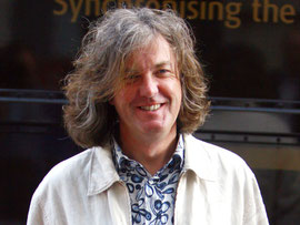 James May London UK