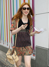 Karen Gillian London UK