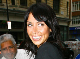 Christine Bleakley London UK