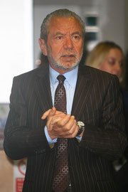 Alan Sugar London UK