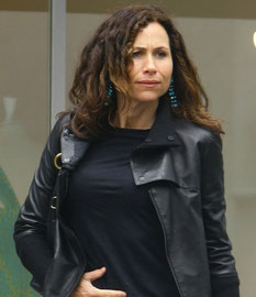 Minnie Driver London UK