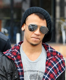 Aston Merrygold London UK
