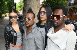 Black Eyed Peas. London UK