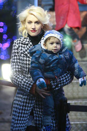 Gwen Stefani at The Winter wonderland. Hyde Park, London UK