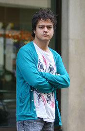 Jamie Cullum at the Mayfair Hotel. London UK