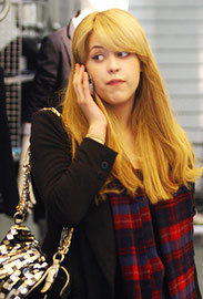 Peaches Geldof London UK