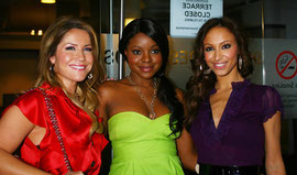 Sugababes at the Riverside Studio. Hammersmith, London UK