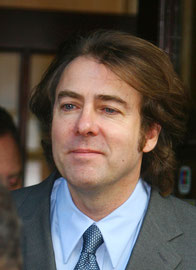 Jonathan Ross leaving charity gala. London UK