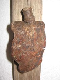 Korpus I - ca. 10x25 cm