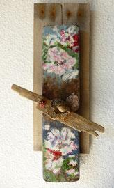 Chrysanthemen - ca. 18x40 cm