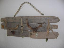 Strandhieroglyphen- ca. 60x40 cm