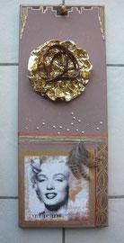 Marilyn- ca. 18x40cm