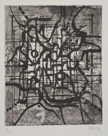VERS LA LUMIERE 2 (ESTAMPES)  - Philogo Artiste Plasticien