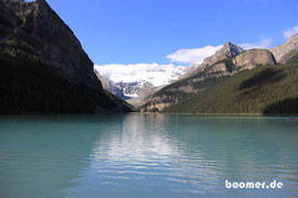 Lake Louise im Sommer...