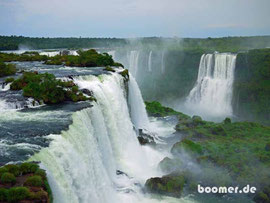 Iguacu-Impressionen
