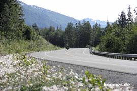 Unterwegs auf dem Haines-Highway