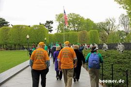 Patriotismus und Veteranen