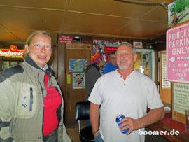 John - ebenfalls in Alaska getroffen