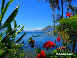 der wunderschöne Lago Atitlan