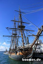 Maritim Museum am Hafen