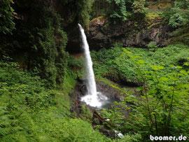 Die Silver Falls...