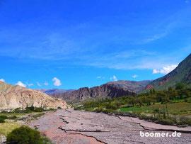entlang der Strecke nach Purmamarca