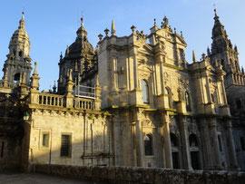 Santiago de Compostela - Kathedrale