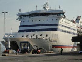 Santander - Am Hafen