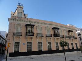 Huelva - Palacio Mora Claros