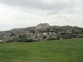 Steinbruch am Cerro del Berrueco