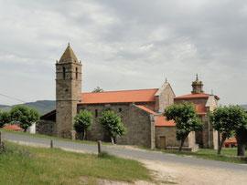Finisterre Kirche Santa Maria
