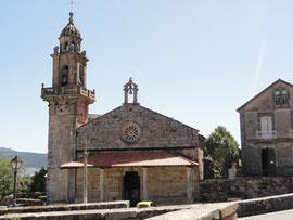 Muros - Kirche San Pedro
