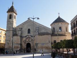 Lucena - Kirche San Mateo