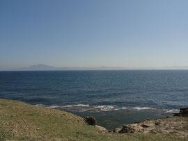 Zwischen Guadalmesí und Tarifa