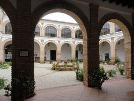 Trigueros - Kloster