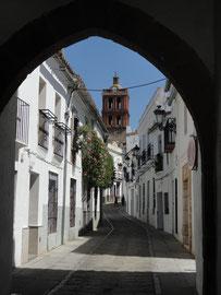 Zafra - Calle Jerez - La Candelaria