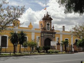 Sevilla - Fabrica Artilleria
