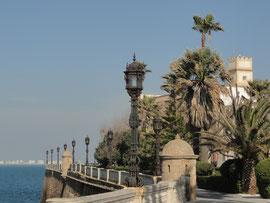 Cádiz - Parque Genovés