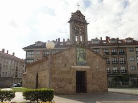 Santiago de Compostela - Eremita Capela da Madolena