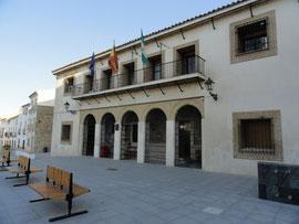 Castro del Rio - Rathaus