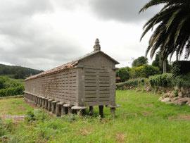 San Martino de Ozon - Horreo