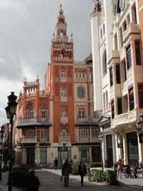 Badajoz - früheres Telgrafenamt